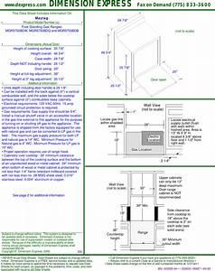 Maytag Range Mgr5750bdb Users Manual