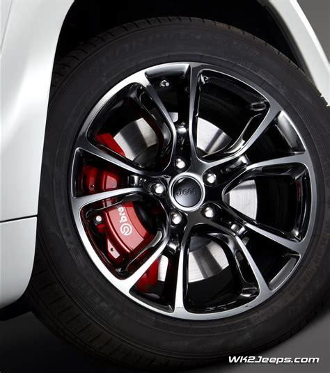 charcoal jeep grand cherokee black rims 2013 alpine and vapor edition black chrome wheel mopar
