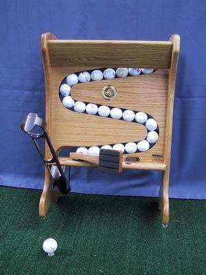 wooden golf ball dispenser wooden games golf ball golf