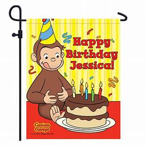 Curious George Birthday Party Supplies - Curious George