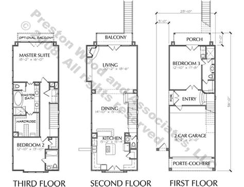Urban Row House Plans Quotes  Building Plans Online #77096