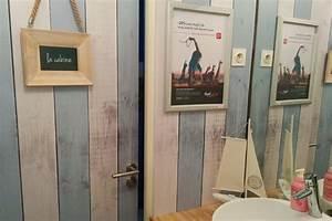 Mon Cabanon Creatif : nos toilettes adh siv es agence mon moulin chamb ry ~ Zukunftsfamilie.com Idées de Décoration