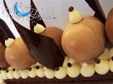 recette buche boules de noel aux trois chocolats