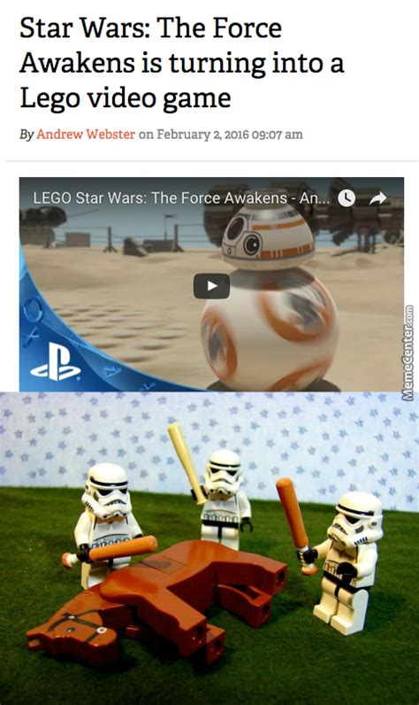 Lego Star Wars Memes - lego star wars memes best collection of funny lego star wars pictures