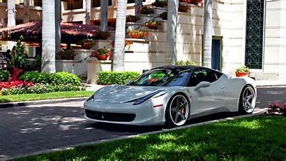 Ferrari 458 Italia Wallpapers Desktop Cool Villa