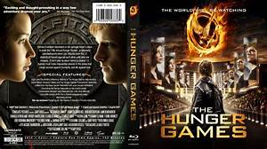 The Hunger Games - Movie Blu-Ray Custom Covers ...