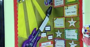 Times Table Rockstars Classroom Display Leader Board