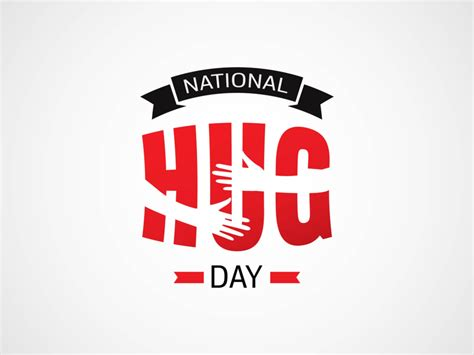 national hug day celebrated