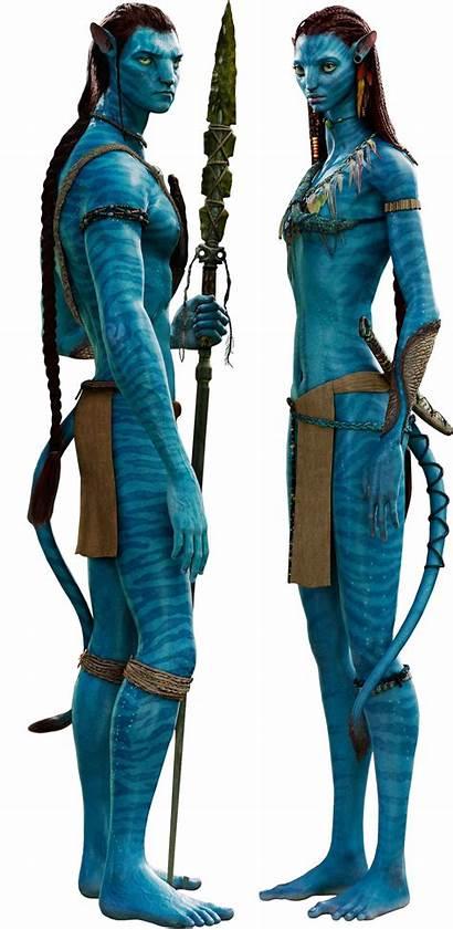 Avatar Jake Neytiri Sully 2009 Deviantart Transparent