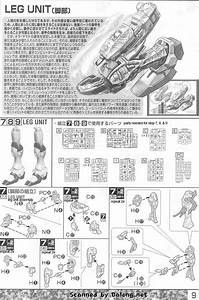 Mg Strike Freedom Gundam English Manual  U0026 Color Guide