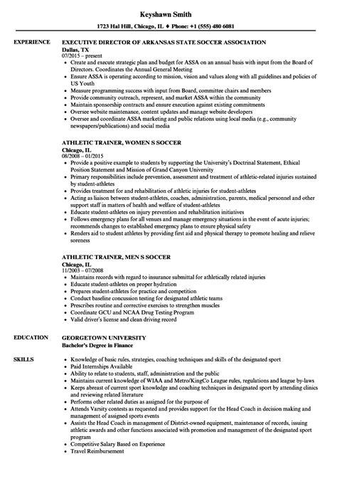 Soccer Resume Template by Soccer Resume Dandilyonfluff