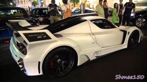 Its v12 powerplant now makes 515kw (700hp). Ferrari Enzo OR Gemballa MIG-U1? - YouTube