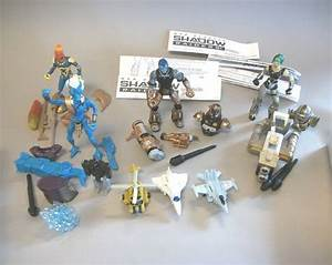 War Planets Shadow Raiders Trendmasters 1998 Cryos Jade ...
