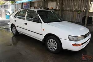 Toyota Corolla Csi Seca 1997 5d Liftback 5 Sp Manual 1 6l