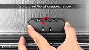 Generic Combination Lock Instructions