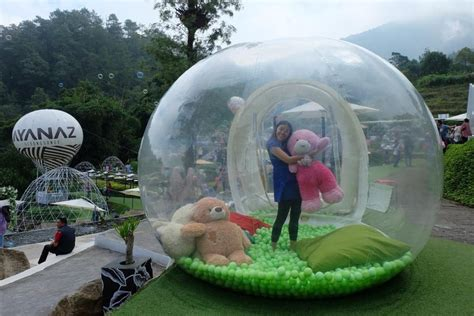 ayanaz semarang demi bubble house travel diary