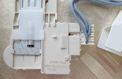 Aeg Waschmaschine E40 by Aeg 214 Ko Lavamat 74850 Fehler E40 Hausger 228 Teforum Teamhack