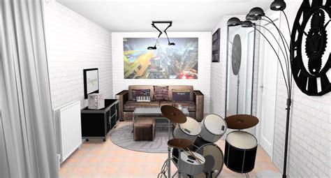 chambre papier peint papier peint chambre contemporain