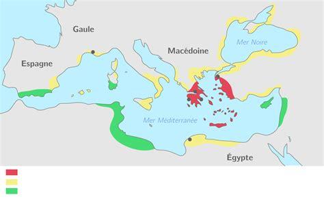 Carte Vierge Du Monde Des Cités Grecques by Kartable 6 232 Me Histoire Sp 233 Cifique Exercices
