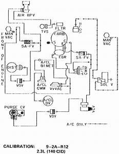 1978 Ford Ltd Vacuum Diagram
