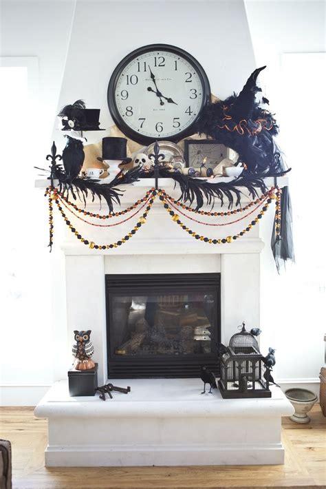indoor decorating ideas 35 beautiful vintage halloween d 233 cor ideas digsdigs