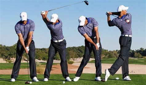 Tiger Woods Swing Sequence | Golf swing, Golf, Cleveland golf