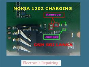 Roodoo Mobil  Nokia 1202 Charging Solution