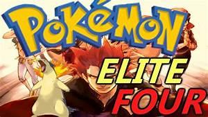 Pokemon Soul Silver Walkthrough Part 33 Elite Four