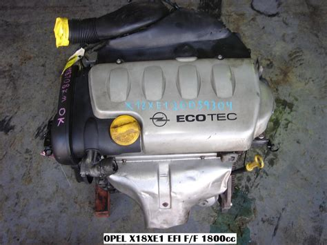 Opel X18xe1 1.8 Ecotec Astra