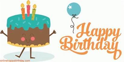 Birthday Happy Animation Clip Clipart Cliparts Charlene
