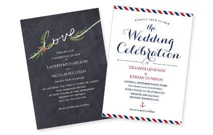 costco wedding invitation printing service cheap