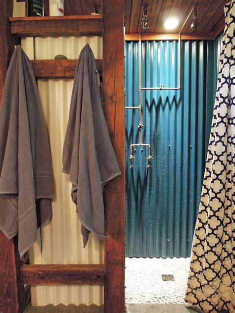custom carpentry bathroom shower stalls tin shower