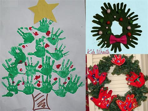 christmas projects random handprints a nyc mom blog live from new jersey winter holiday handprint crafts