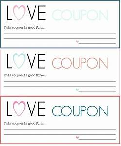 love coupon template download free larissanaestradacom With coupon making template