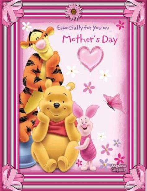 Maybe you would like to learn more about one of these? Pooh bear   Happy mothers day, Mothers day cards, Winnie the pooh friends