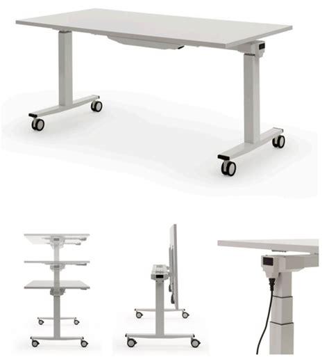 Ikea Tisch Elektrisch Höhenverstellbar by Falttisch Elektrisch H 246 Henverstellbarer Arbeitstisch