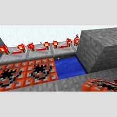 Minecraft  Wie Man Eine Tntkanone Baut! (mittlere