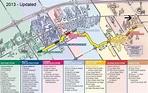Las Vegas casino map - Casino map Las Vegas (United States ...