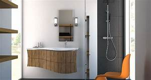 Plan De Toilette Bois : plan vasque bois brut salle toilette accueil design et ~ Teatrodelosmanantiales.com Idées de Décoration