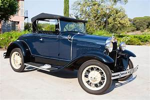 1930 Ford Model A Roadster 2 2