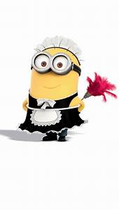 Cute Minion from Despicable Me 2, IPhone Wallpaper ...
