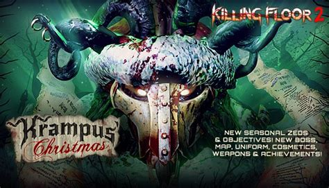 killing floor 2 quarter pounder killing floor 2 update adds new christmas event and more