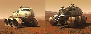 Mars Rover Vehicle - Pics about space