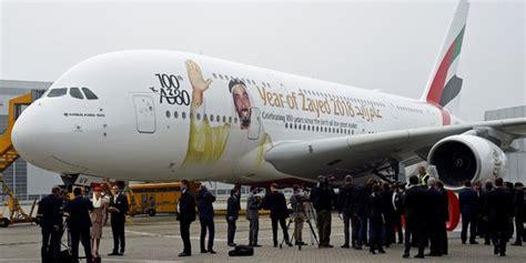 siege a380 emirates emirates pourrait bien sauver à nouveau l 39 airbus a380