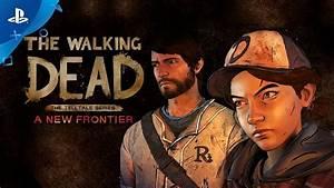 Telltale's The Walking Dead: A New Frontier episode 3 trailer