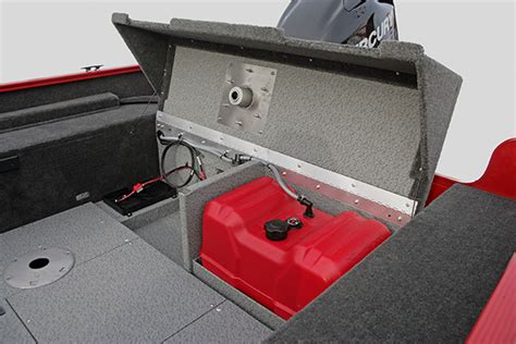 Boat Gas Tanks Bass Pro by Lund Boats Aluminum Fishing Boats 1675 Pro Guide