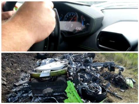 200 mph en kmh lamborghini huracan accidente 320 km h atraccion360