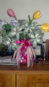 Money Flower Gift Idea