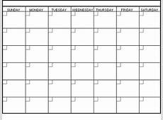 30 Day Calendar Template greatprintablecalendars
