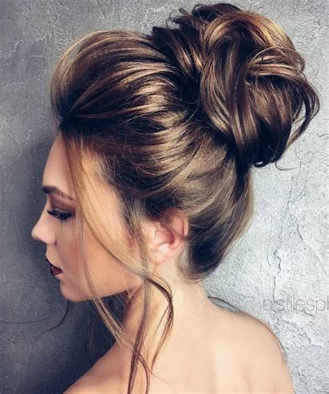 mid length haircuts for wedding updo hairstyles 2017 for 3992